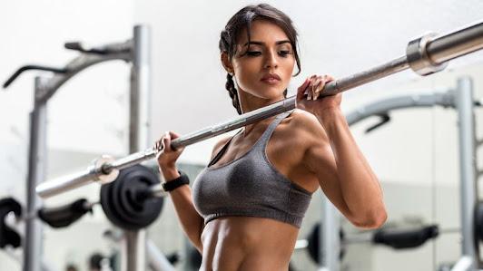 kobiety i trening siłowy
