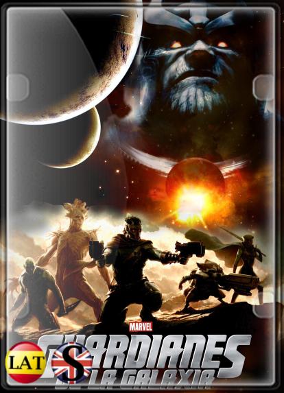 Guardianes de la Galaxia (2014) HD 1080P LATINO/INGLES