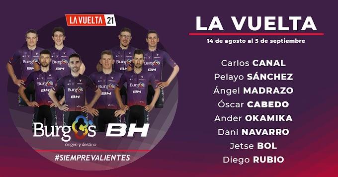 El Burgos - BH afronta 'La Vuelta' más especial