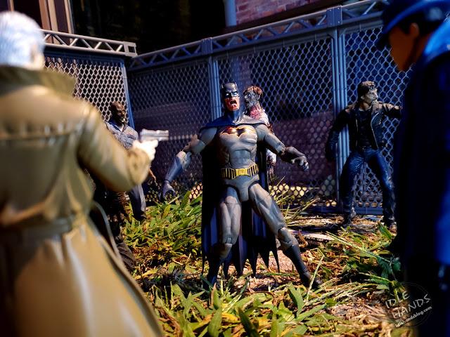 DC Direct DCeased Action Figures Batman