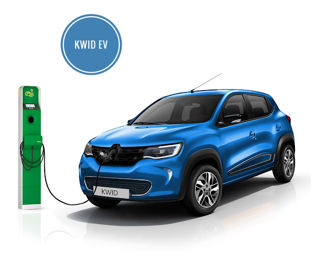 Renault will introduce Electric 'Kwid'