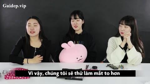 Trend mới của những cô gái Hàn