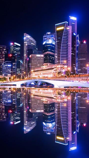 Paisagem Urbana Luzes da Cidade