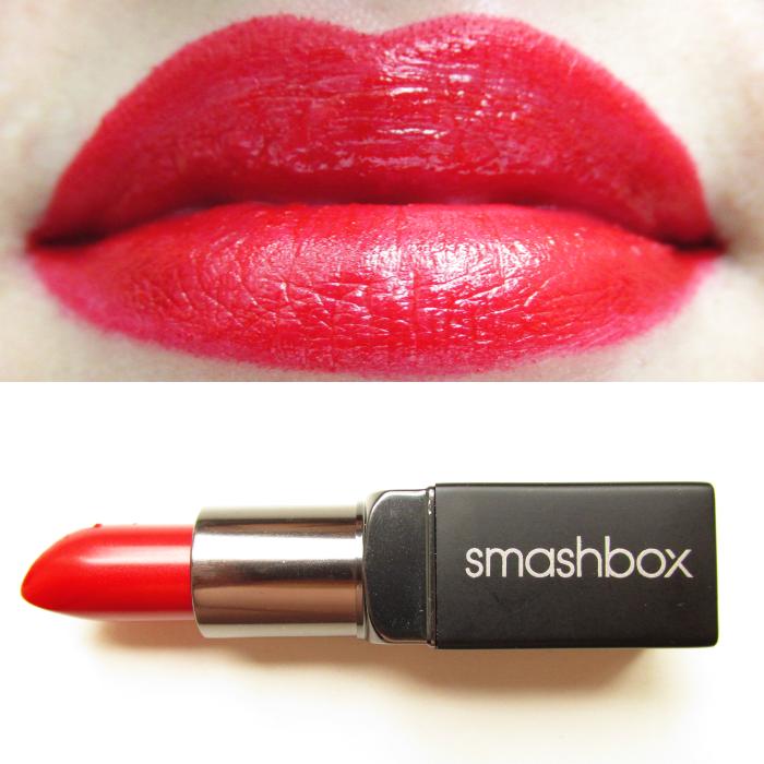 Tragebild: smashbox - Always Sharp Lip Liner in Crimson - Be Legendary Lipstick in Legendary