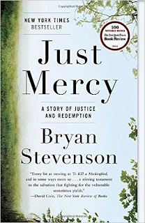 Just Mercy by Bryan Stevenson book cover