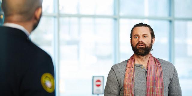 Jonathan Dove: Flight - Damien Geter, Randall Scotting - Seattle Opera (Photo Philip Newton)