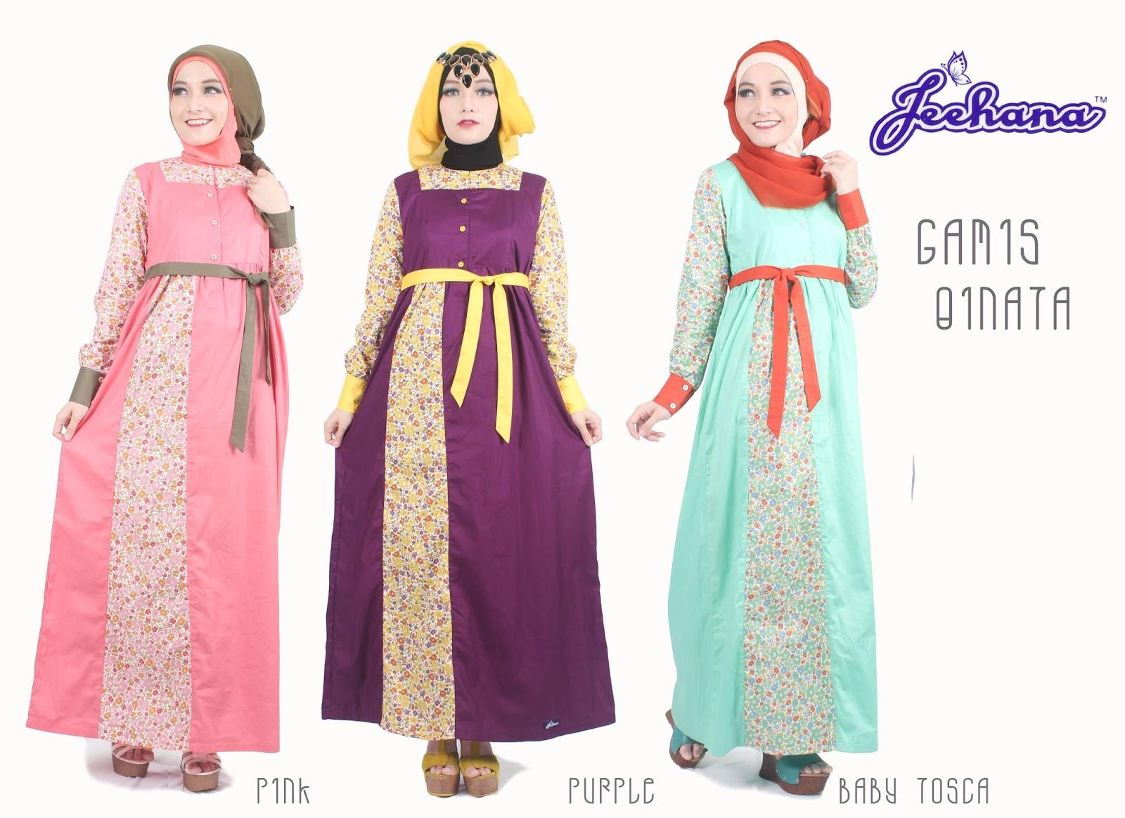 Koleksi Busana Muslimah Baju Couple Muslim Mei 2016