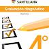 EVALUACIÒN DIAGNÒSTICA 4º PRIMARIA CICLO ESCOLAR 2019-2020