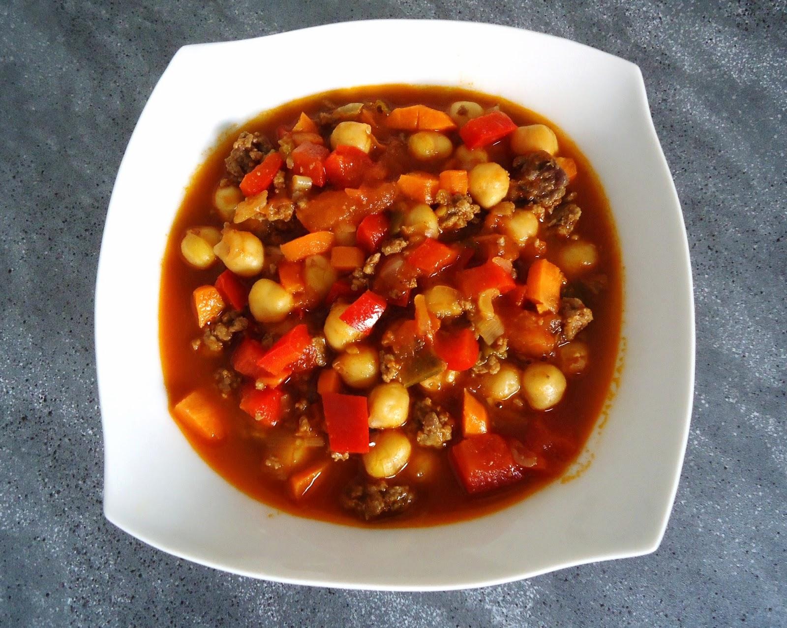 Sebzeli nohut çorbası tarifi