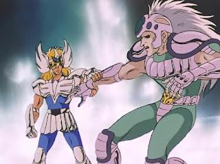 Os Cavaleiros do Zodíaco – Dublado – Episodio 03
