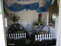 1980s Floral bungalow, Festival of Flowers - Christchurch Botanic Gardens, New Zealand