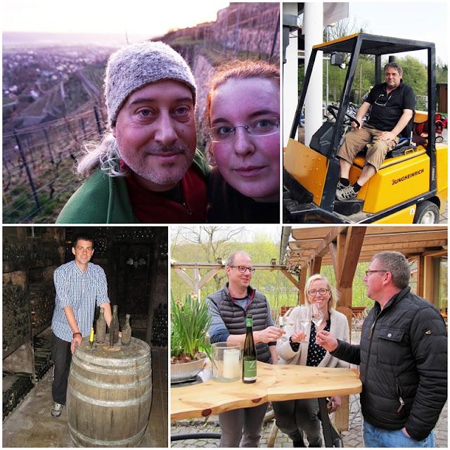 Einblicke in die Welt der Weinmacher