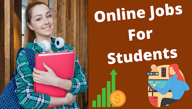 Best 20 Online Jobs For Students in Home