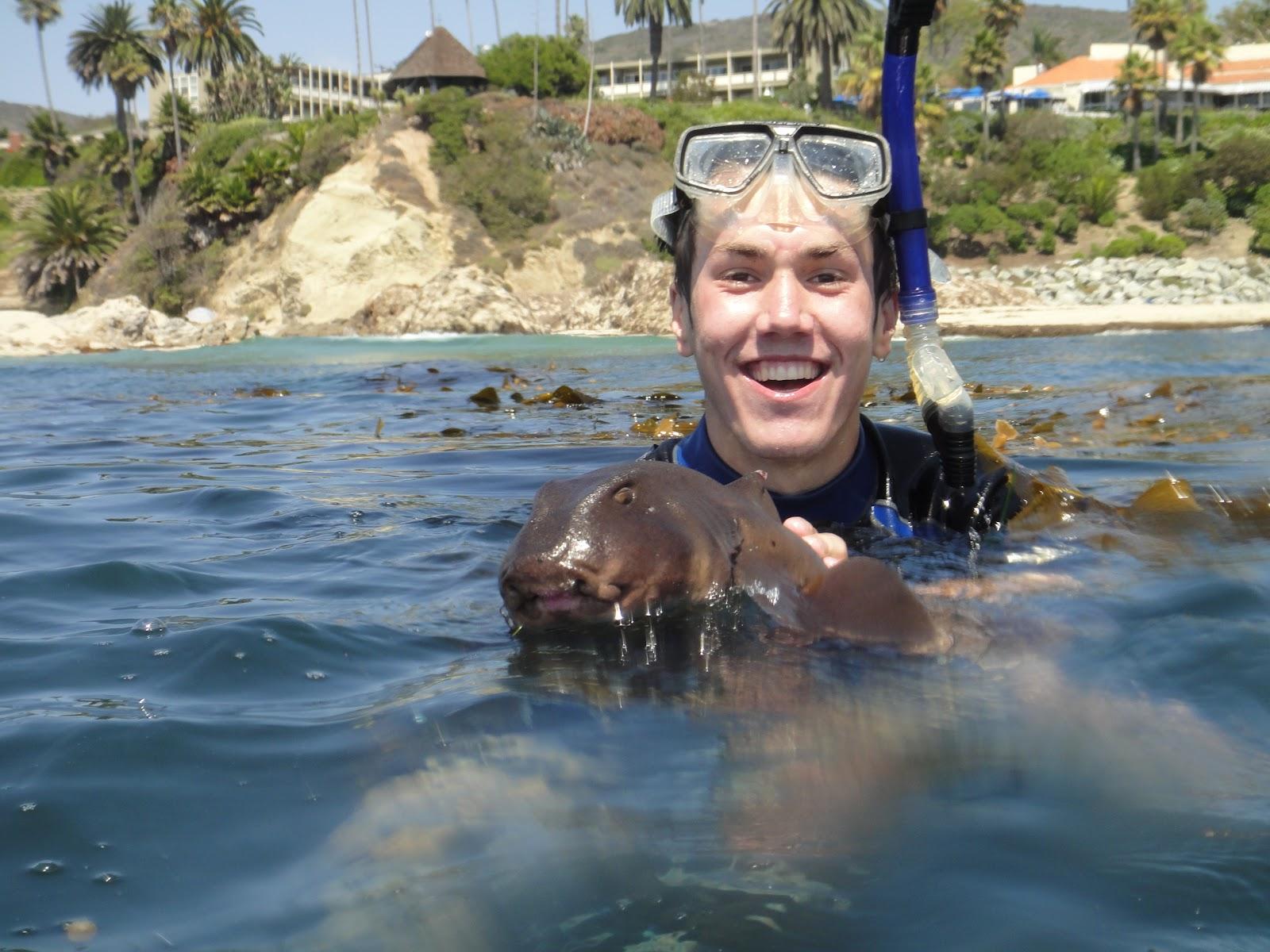 Happy Trails Snorkeling at Laguna Beach