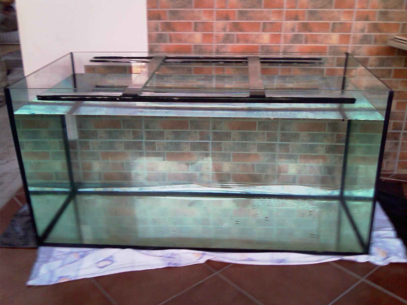 aquario grande como fazer