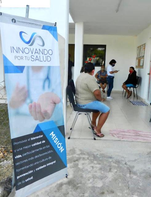 Más de 100 mujeres participaron en la Jornada de Cáncer Cervicouterino