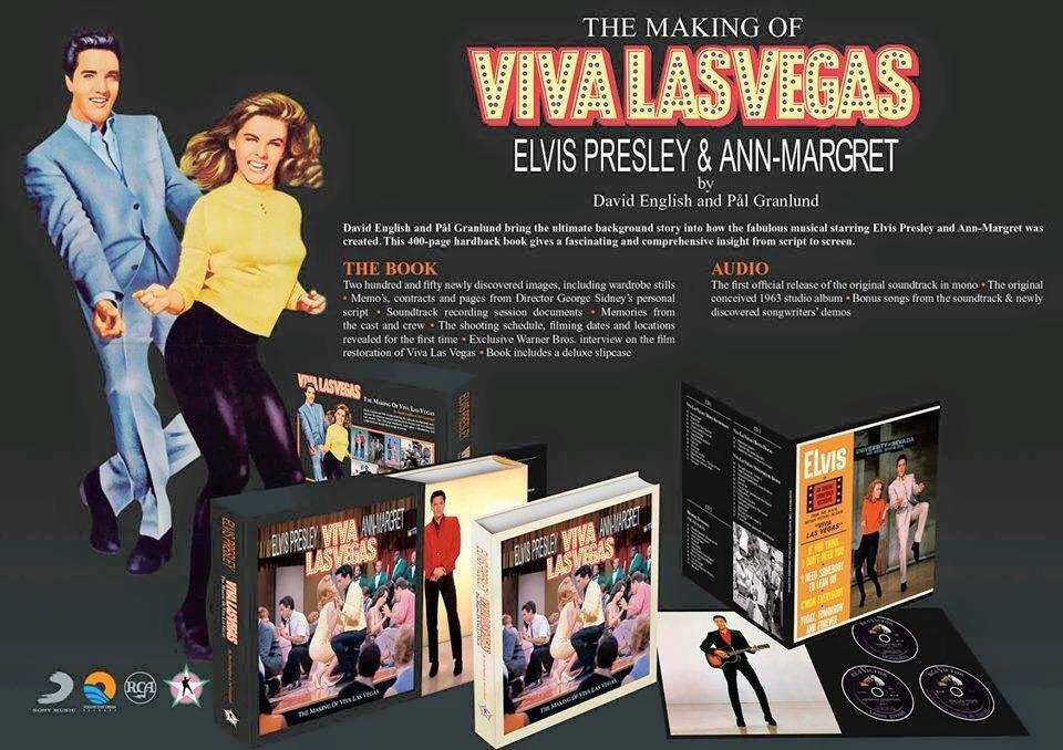 Elvis Presley - Unforgettable Elvis: The Making Of Viva Las