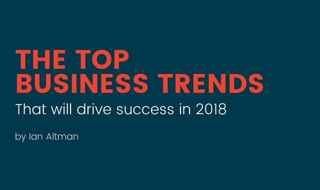 Top Business Trends for 2018