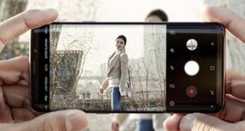 Cek HP Samsung asli dari kualitas kamera