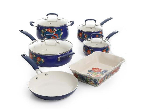 أواني  الطبخ المصنوعة من السيراميك ceramic