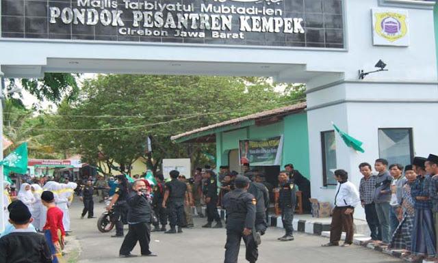 Biografi K.H. Harun Sholeh, Pendiri PP Kempek Cirebon