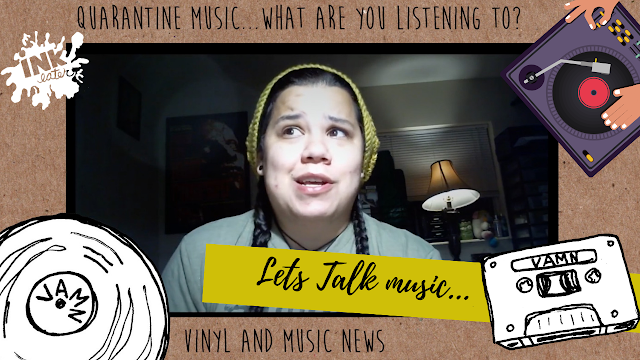 Quarantine Music, What Are you Listening to? - Lets Talk Music