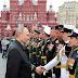Ρωσία: Μία διαφορετική επέτειος