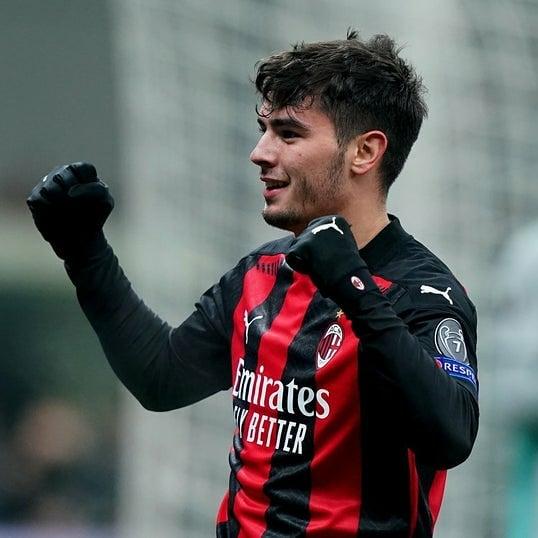 Brahim Dias AC Milan goalscorer