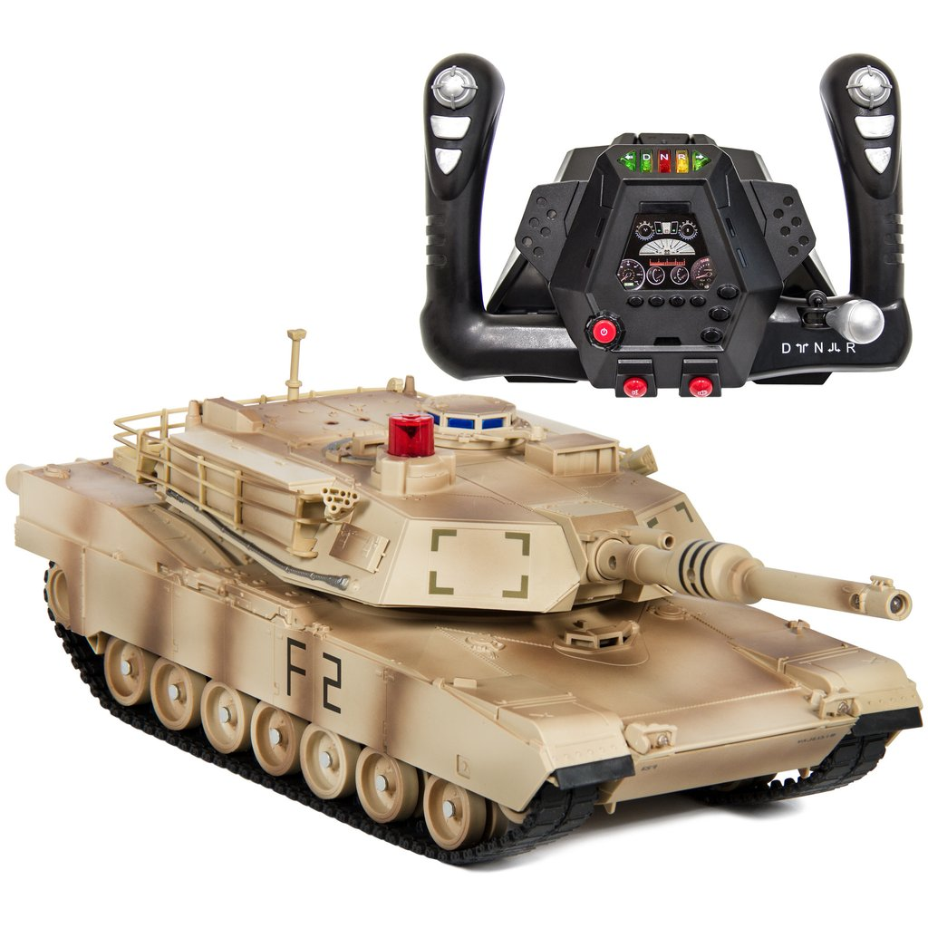 Not Just Another Southern Gal: 1/14 Scale RC Military Tank