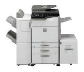 Sharp MX-M564N Printer