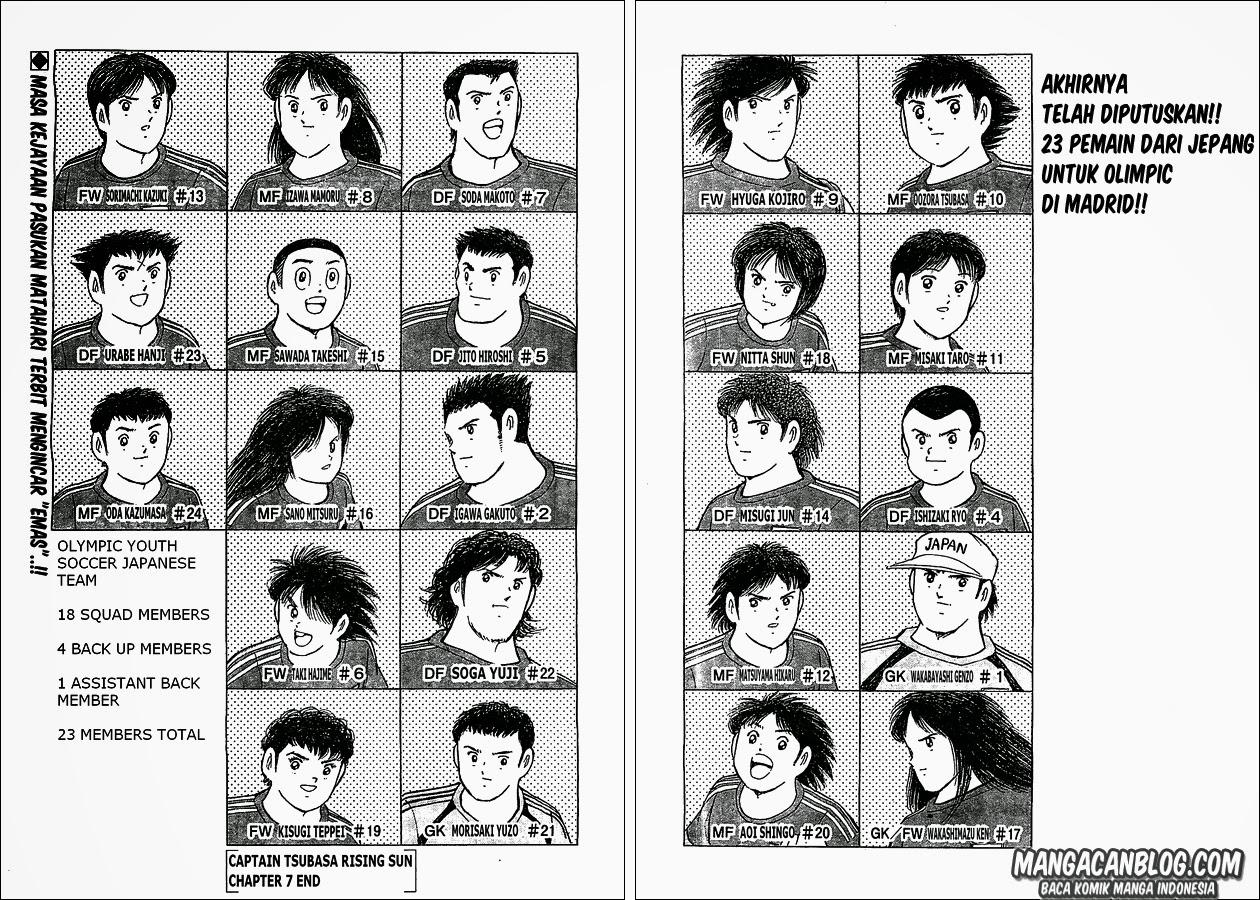 Captain Tsubasa – Rising Sun Chapter 07-18