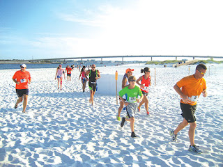 6th Annual Shark Run at The FloraBama in Perdido Key Florida