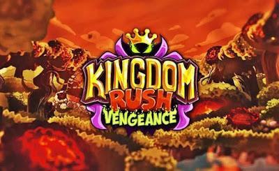 Kingdom Rush Vengeance Mod Apk+Data Download