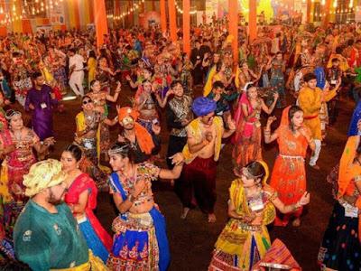 Big news about Navratri, Nitin Patel said on Garba with 200 people