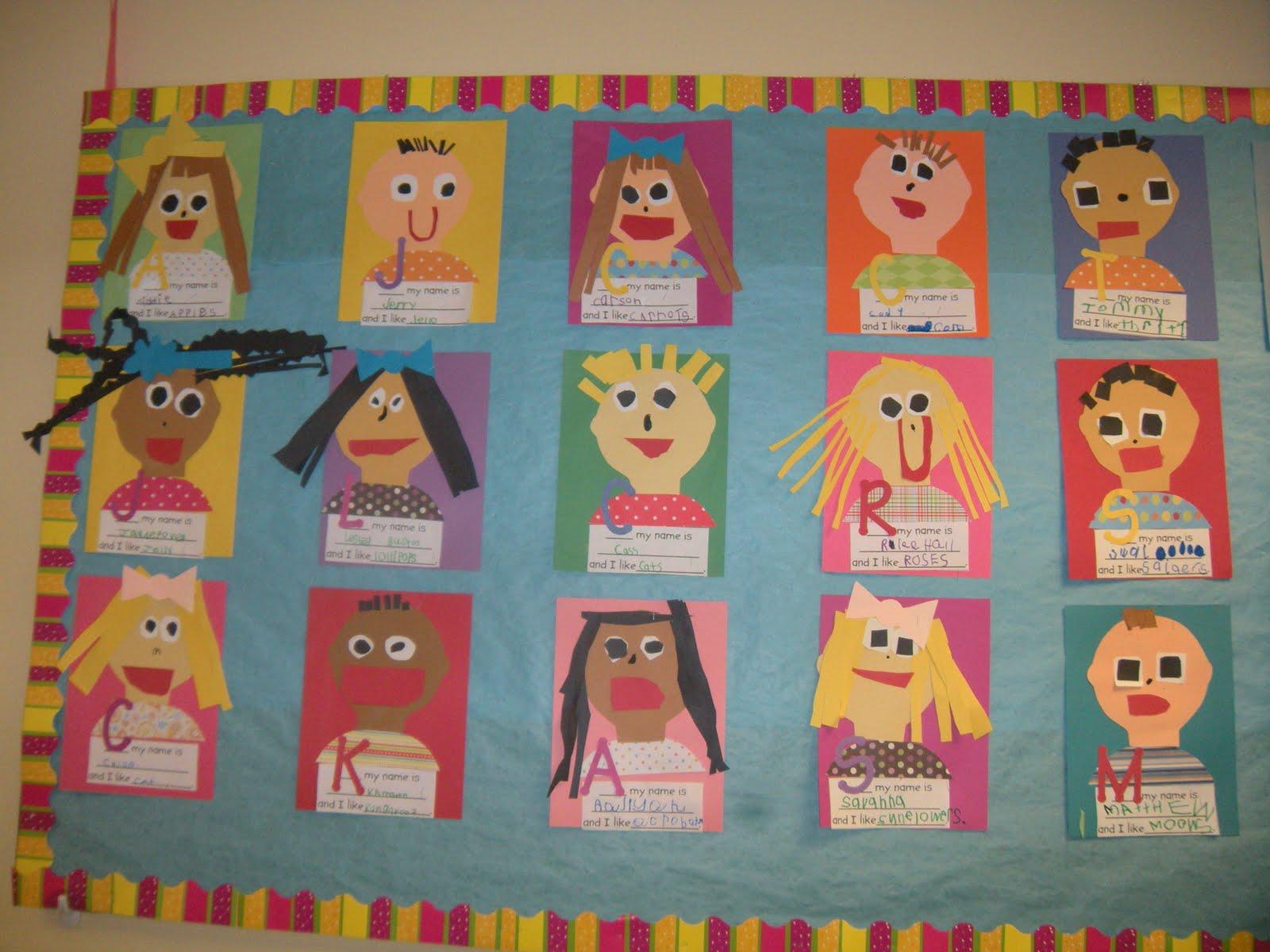 Kindergarten Smarties September 2011