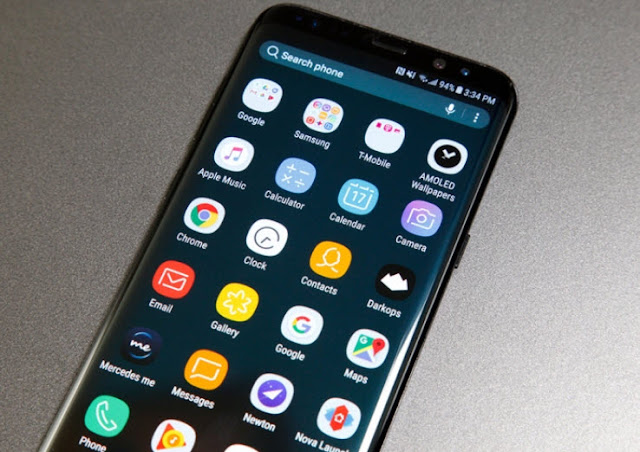تسريبات عن مواصفات جهاز Galaxy S9