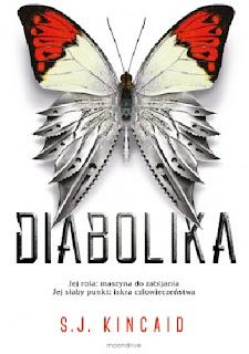 """""""Diabolika"""" S.J Kincaid"""
