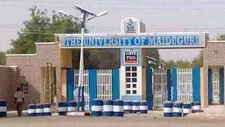 COURSES OFFERED IN UNIVERSITY OF MAIDUGURI,UNIMAID, UNIVERSITY OF MAIDUGURI, www.unimaid.edu.ng