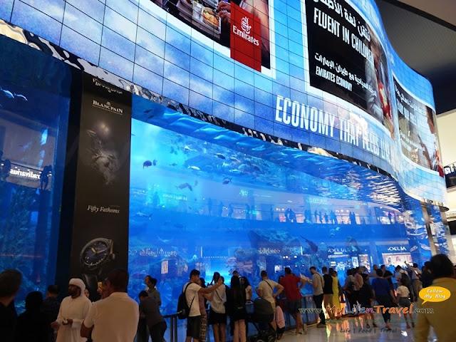 迪拜水族馆