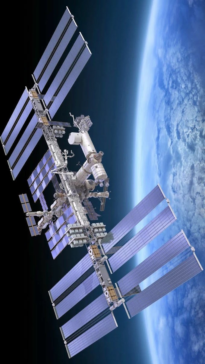 International Space Station: First step towards space colonization|