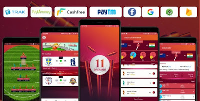 11Dreamer v1.0 – The Fantasy Cricket App (Fantasy Cricket, Dream11, Cricket App, Fantasy App)