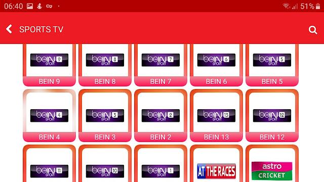 تحميل تطبيق ArenaShow v2.1_Mod لمشاهدة باقات قنوات العالم المشفرة 2020