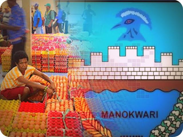 Pemkab Manokwari Beri Kredit Kepada Pengusaha Mikro, Kecil dan Menengah