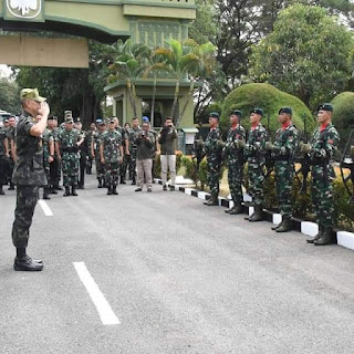 Kunjungan Panglima Angkatan Darat Kerajaan Thailand ke Makodam IM