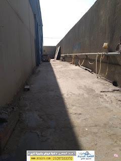 مخزن وهنجر للبيع بالمنطقة الصناعية التجمع القاهرة الجديدة 1200 متر سوبر لوكس - رخصة تشغيل