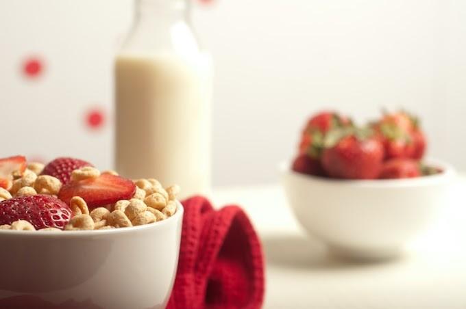Δημητριακά και γάλα: ένας θεϊκός συνδυασμός