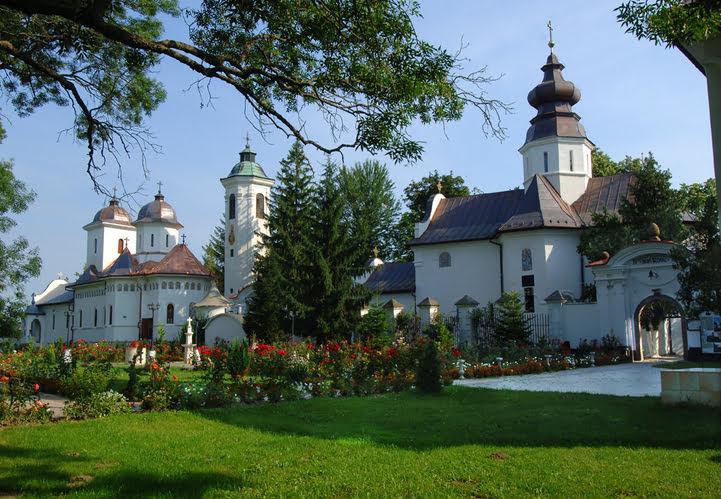 Manastirea Hodos-Bodrog, Arad
