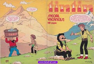 Tintin numéro 27, 1976, Chick Bill