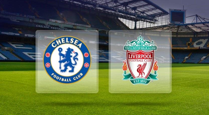 Chelsea Vs Liverpool 2014: DP BBM Chelsea Vs Liverpool 2014