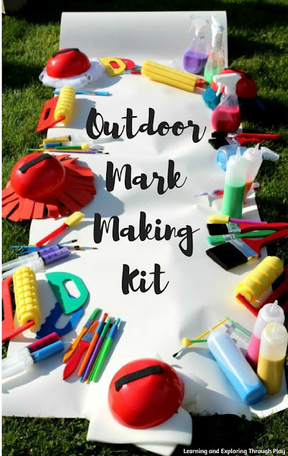 Outdoor Mark Making Kit